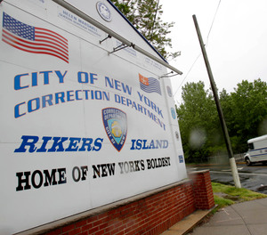 COs working at the Rikers Island prison complex describe