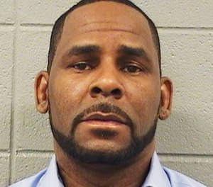 Pictured is R. Kelly. (Photo/Chicago Police Department)