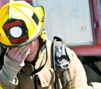 Recognizing PTSD symptoms in firefighters