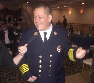 Putnam County 911 Dispatcher and past Lake Carmel Fire Chief Robert Shannon II, 49, died due to COVID-19 after becoming ill during a shift at the 911 center.