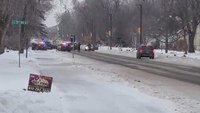 Minn. police kill knife-wielding suspect after pursuit, officials say