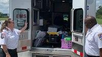 NC county EMS agency field tests body-worn cameras