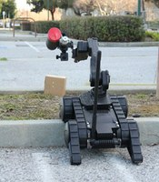 Special delivery: Using police robots to deploy chemical agents