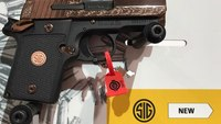 SHOT Show 2017: SIG Sauer's baby 1911s and the new P320 XCarry