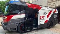 Rosenbauer America takesRT electric apparatus to nation's capital