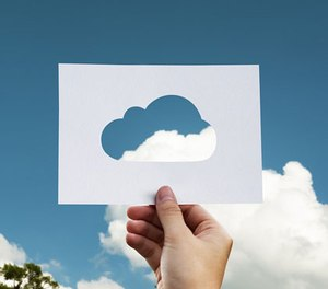 The cost of cloud storage is decreasing, and it can ease the physical infrastructure burden of in-house storage for digital evidence. (Photo/Pixabay)