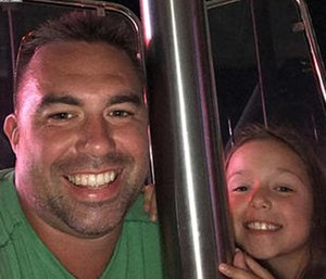 A fundraiser at a baseball game raised over $60,000 for Ava, the daughter of fallen firefighter Christopher Roy. (Photo/City of Worcester)