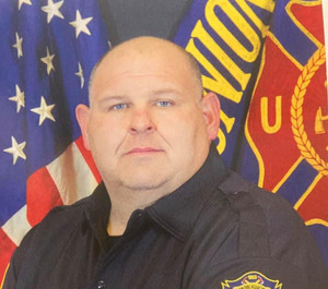 Firefighter Thomas Royds, 49, was killed, and two other firefighters and a state trooper were injured when struck while responding to a vehicle crash.