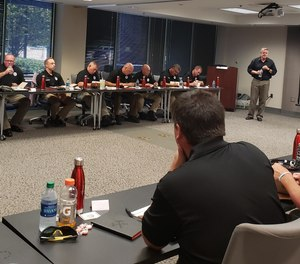 With the help of Dan Stotz, assistant dean of strategic partnerships at Kennesaw State University's College of Professional Education, the United Leadership Program officially launched in August 2019 with its first cohort of 24 fire service professionals.