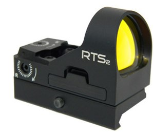 The RTS2 that is designed to be mounted on the slide or on a custom frame mount.