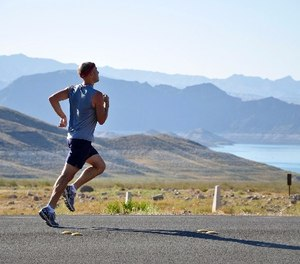 Don't let the sun put a damper on your workouts.