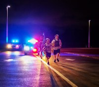 Fla. boy runs 1 mile for every fallen LEO