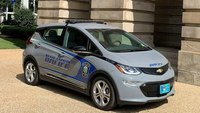 Is that really a police car? An electric subcompact joins NC fleet