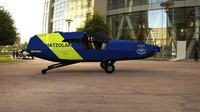 Aerospace company announces 1st preorders of compact air ambulance
