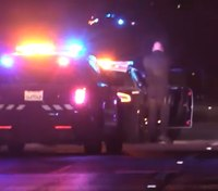 Pursuit lasting about 100 miles ends in fatal police shootout
