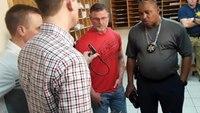 La. deputies use new incineration device to destroy exposed syringe needles
