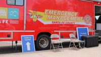 NM EMS personnel help vaccinate homebound patients