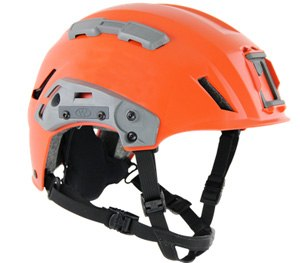 Pictured is the EXFIL SAR Tactical helmet.