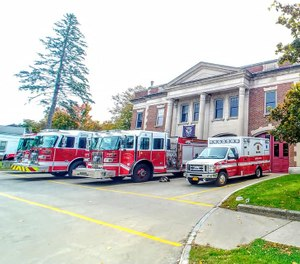 A new contract between the city of Saratoga Springs and the nearby town of Greenfield would allow town residents to receive ambulance services from the city's fire department. (Photo/Saratoga Springs Fire Department)