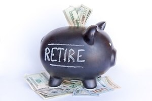 There may be some financial incentives in the public safety world to stay onboard a year or so after your eligible retirement age.