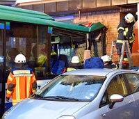 48 injured, mostly kids, in German school bus crash