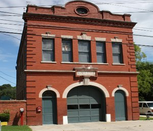 Station 8 in Charleston, S.C. is known as the