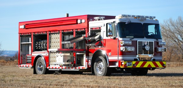 Sutphen Corporation's adds a new 36-inch cab length to its product line up. (Courtesy photo)