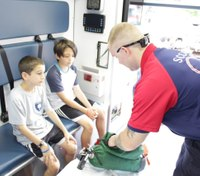 Photo of the Week: St. Charles County Ambulance District hosts Safety Day to engage the community