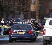 Shooting near Oregon school sends 3 to hospital