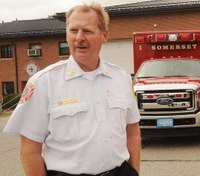 Mass. town fire chief dies from injury at his home