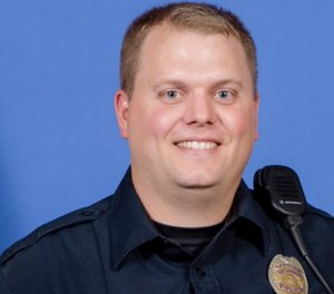 Officer Brent Scrimshire was fatally shot while conducting a traffic stop. (Photo/HSPD)