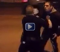 Video: Scuffle between Wis. man and cop goes viral, union defends officer