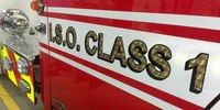 SD fire dept. awarded ISO Class 1 rating