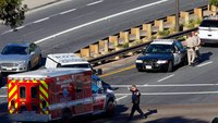 Navy finds no sign of shooting at San Diego medical center