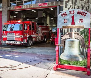 San Diego is planning a firefighter hiring spree to shrink ballooning overtime costs that are creating budget problems at City Hall.