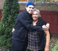 Calif. police help homeless woman reunite with son in Chicago