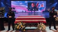 Slain Houston police sergeant remembered for his dedication