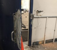 Seattle PD: Rioters tried to trap cops inside burning precinct with rebar, concrete