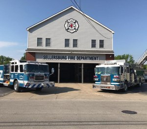 At its March meeting, the board voted 4-0 with one abstention to not renew the contract with the Sellersburg Volunteer Fire Department . (Photo/ Sellersburg Volunteer Fire Department)