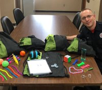 Ohio fire stations stock sensory kits to assist patients with autism