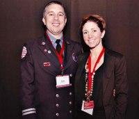 Paramedic's passion inspires those around him