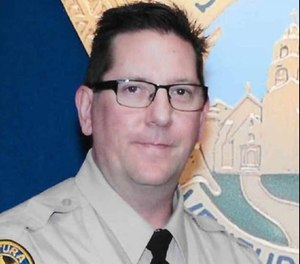 Pictured is Sgt. Ron Helus.