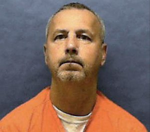 In this undated photo provided by the Florida Department of Corrections, Gary Ray Bowles is shown.