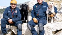 Search dog teams respond to Mexico earthquake, Hurricane Maria