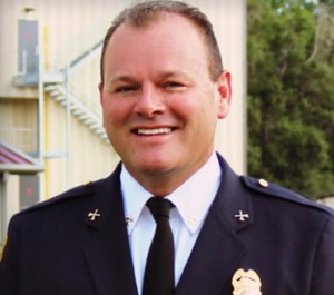 Shane Alexander was named chief of Ocala Fire Rescue in 2018.