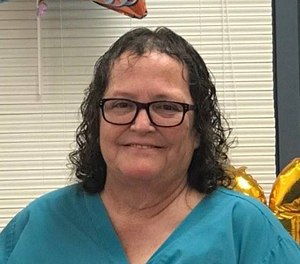 EMT and Nurse Sharon Hartwell has served as a mentor for many White County, Ind., first responders over the last 20 years. After Hartwell was diagnosed with terminal cancer, firefighters and EMS providers raised money to fulfill her wish of traveling with family. (Photo/IU Health White Memorial Hospital Facebook)