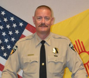 Lea County Sheriff Steve Ackerman