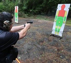 Ga. PD launches 'Shoot to Incapacitate' program