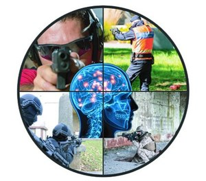 """Restructuring training programs to deliver information the same way the human brain learns will bring about better retention and better outcomes, says Dustin Salomon, a certified law enforcement firearms instructor and author of """"Building Shooters."""
