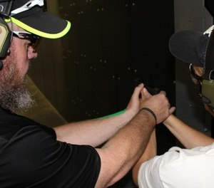 Private firearms trainers teach skills and techniques that cops need but don't get internally. (Photo/Warren Wilson)
